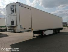 Krone refrigerated semi-trailer SD Thermo King Spectrum