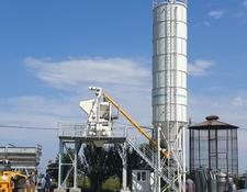 Constmach cement silo 100 TONNES CAPACITY BOLTED TYPE CEMENT SILO, READY FROM STOCK
