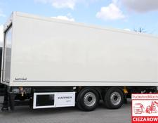 Rohr refirgerator , passing trailer m Carrier 850u , 18 EPAL