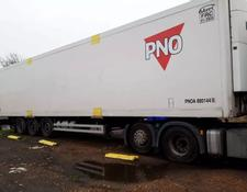 EKERI refrigerated semi-trailer X