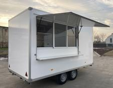 vending trailer IMBISS, Przyczepa Gastronomiczna, Food Truck, Catering Trailers