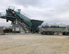 Constmach 30 m3/h MOBILE CONCRETE PLANT, BEST PRICE & QUALITY