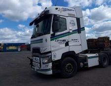 Renault tractor unit T 520 Maxi-Space