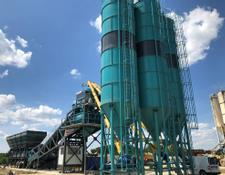 Constmach 100 TONNES CAPACITY BOLTED TYPE CEMENT SILO, CALL NOW
