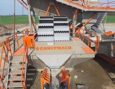 Constmach Bucket Wheel Washing - Best Sand Washing Machines