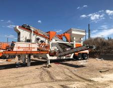Constmach MOBILE SCREENING AND WASHING PLANT FOR SALE
