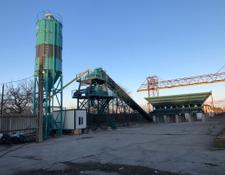 Constmach 60 m3/h CONCRETE PLANT, READY AT STOCK, CE CERTIFICATE