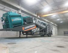 Constmach 100 m3/h MOBILE CONCRETE PLANT,  CALL NOW FOR MORE INFO!