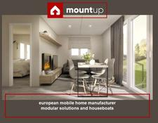 Mount Up Mobil-Home / Housing container  PANORAMIC – RANGE I 42 m2