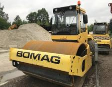 Bomag single drum compactor BW 213 D-4
