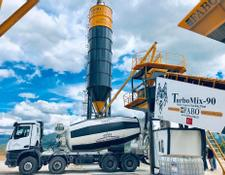 Fabo MOBILE READYMIX BATCHING PLANT FOR SALE