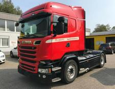 Scania R 520 V8 Highline